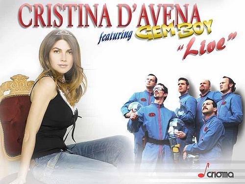 Cristina d 39 avena testi accordi spartiti per chitarra blog - Aggiungi un posto a tavola accordi ...