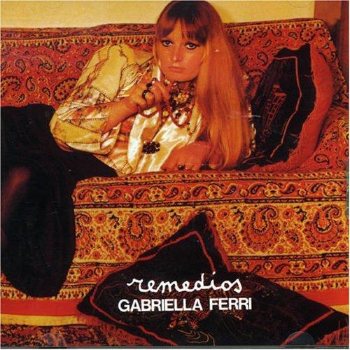 Gabriella Ferri - Testi Accordi Spartiti Per Chitarra