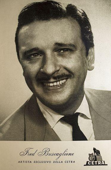 Fred Buscaglione Net Worth