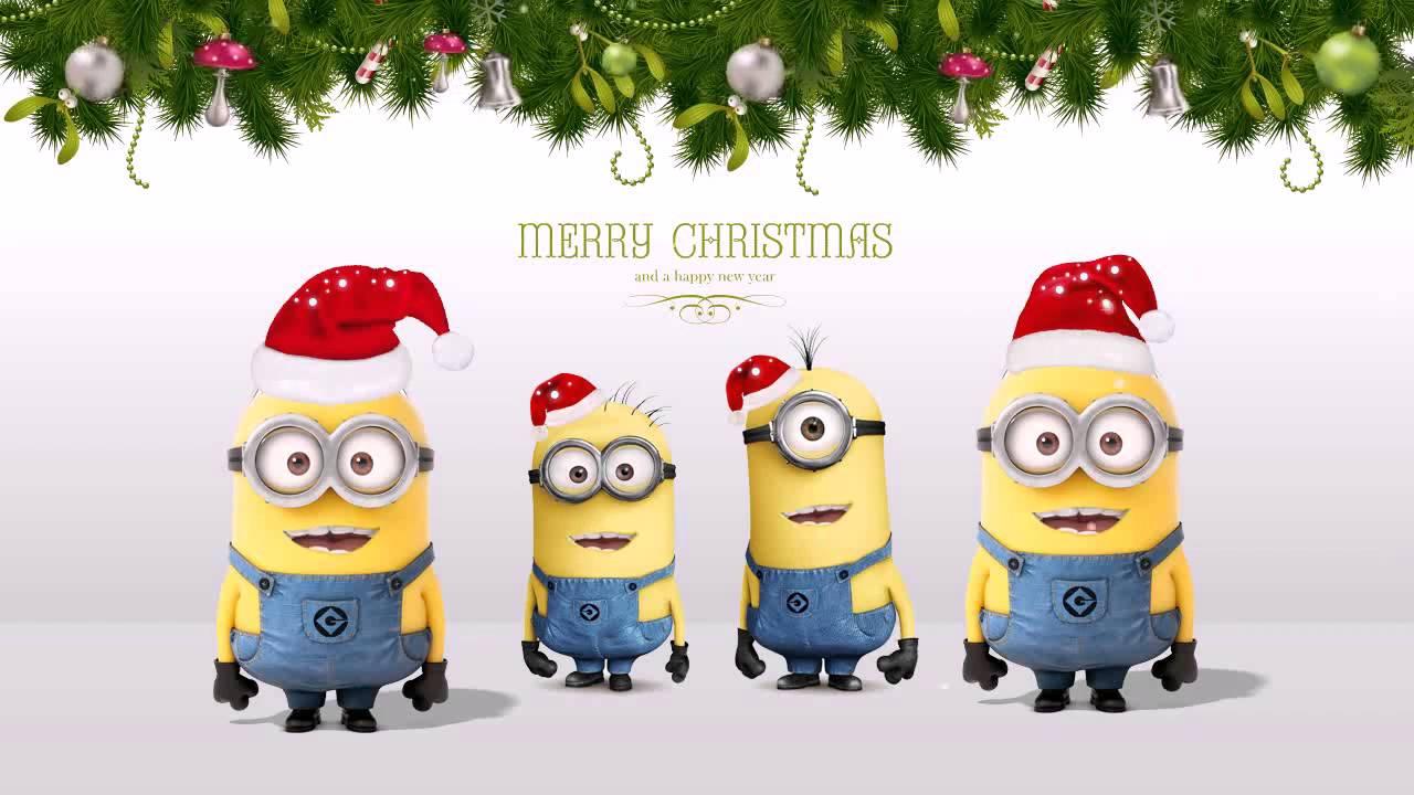 I Minions Cantano Per Natale Jingle Bells Blog