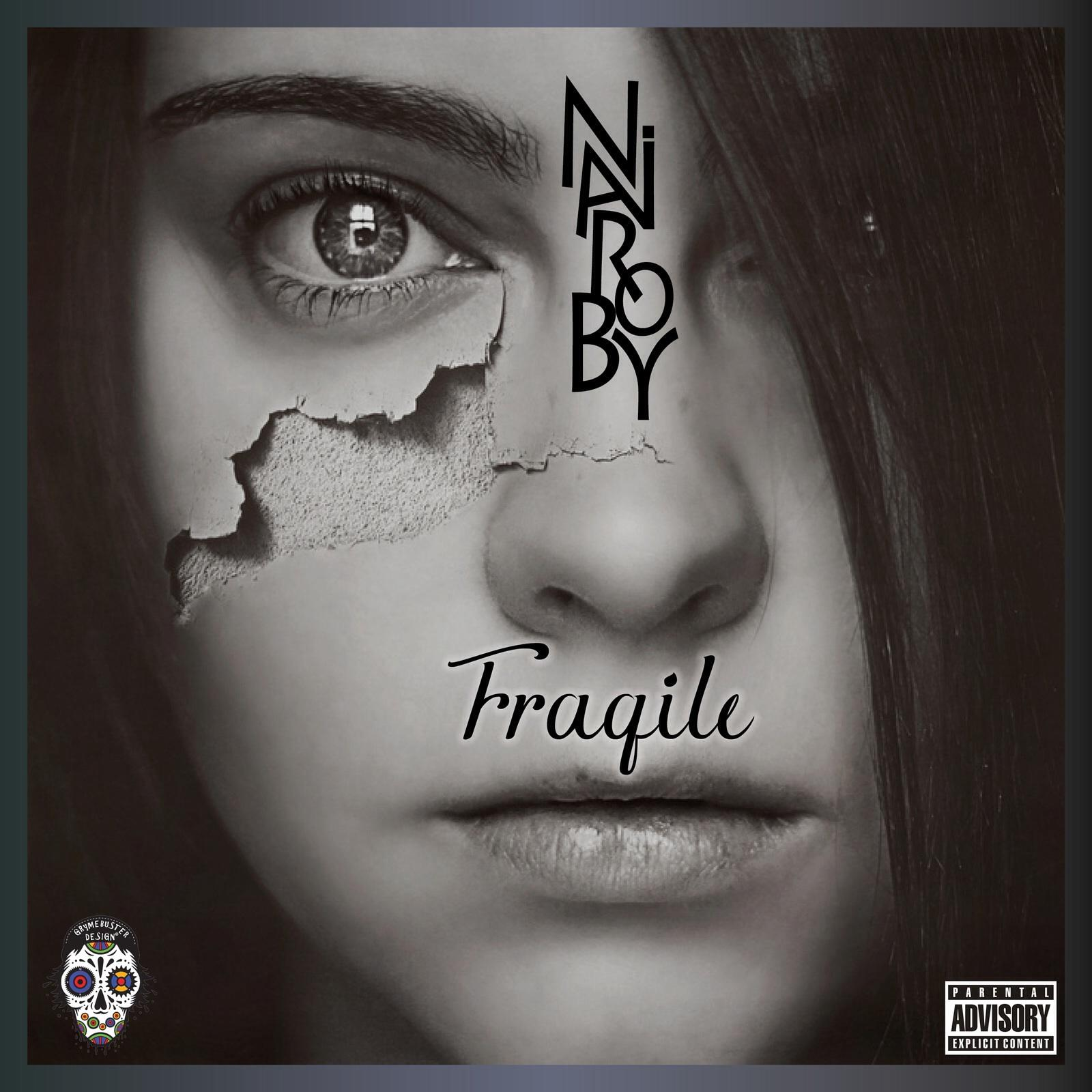 fragile copertina